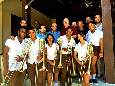 Instruments for Cuba