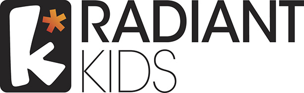 Radiant Kids logo
