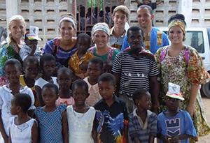 Ghana Outreach