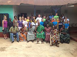 Ghana and Elders